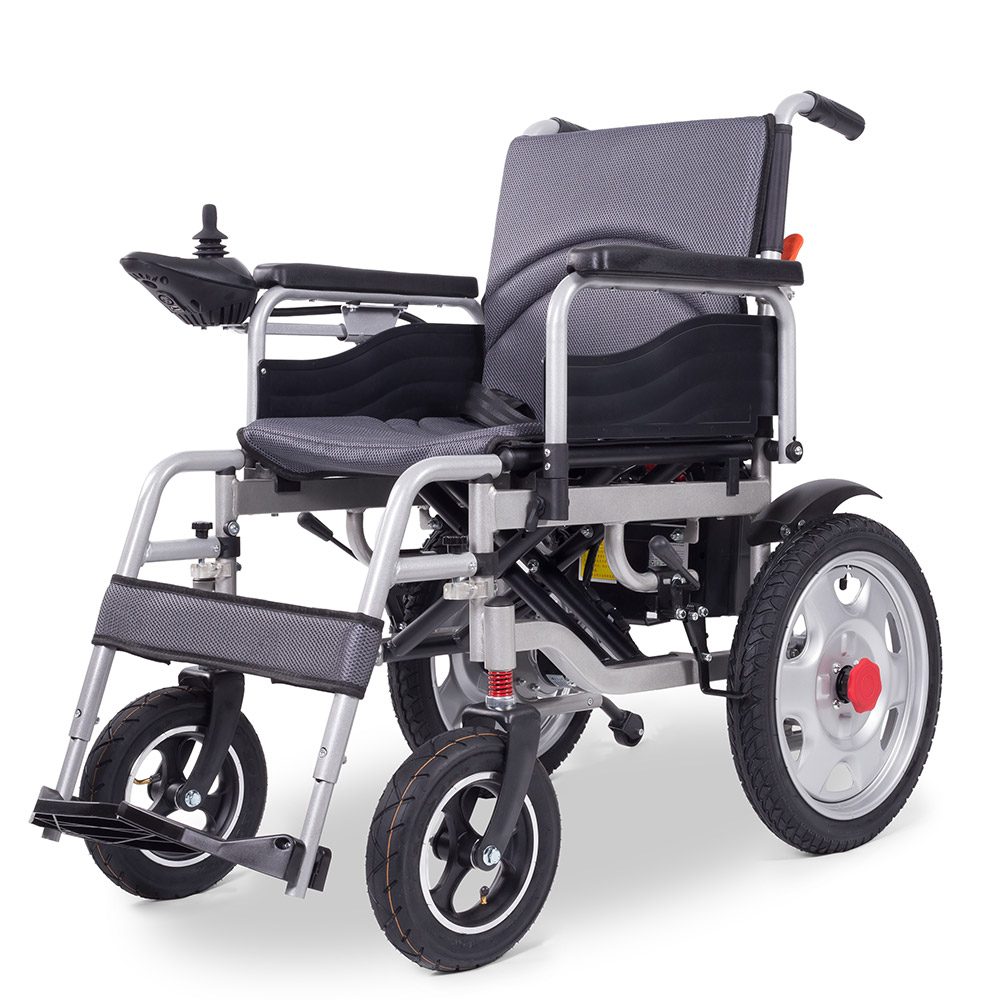 Electric Power Wheelchair Scooter Fold