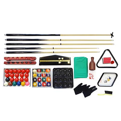 Professional Billiards Snooker Pool Accessories Kit