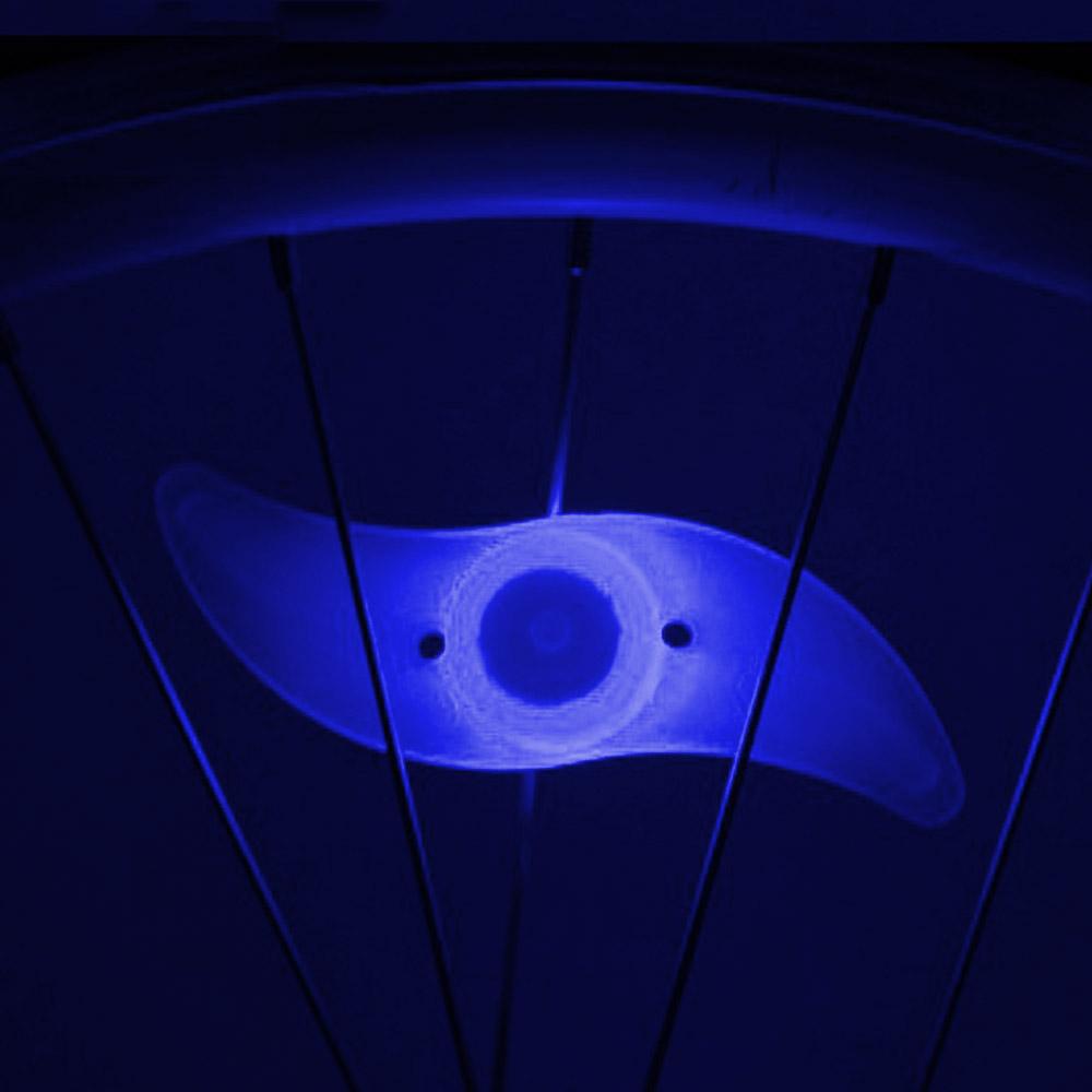 LED Bicycle Spoke Wheel Safety Light
