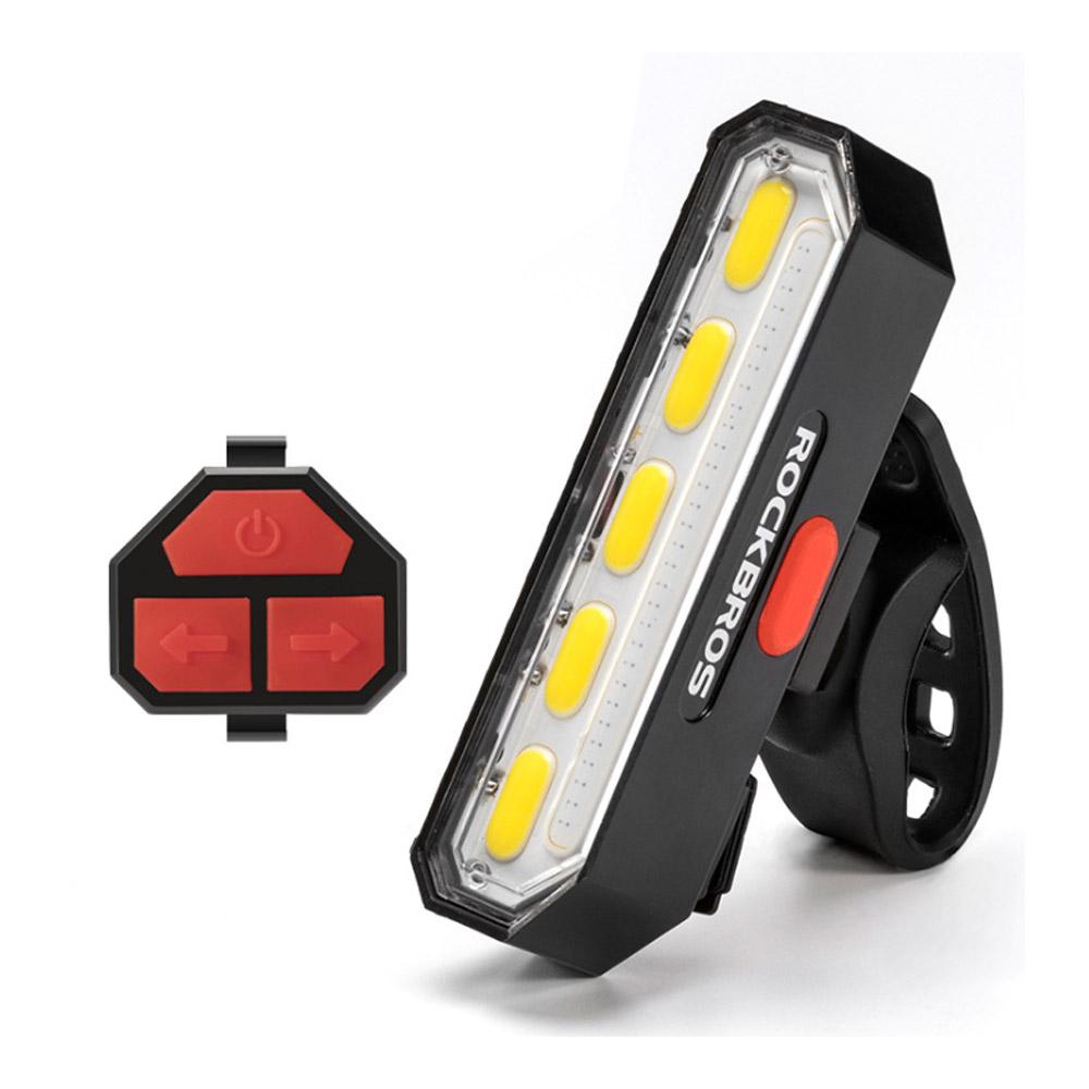 Smart Cordless Bike Tail Light