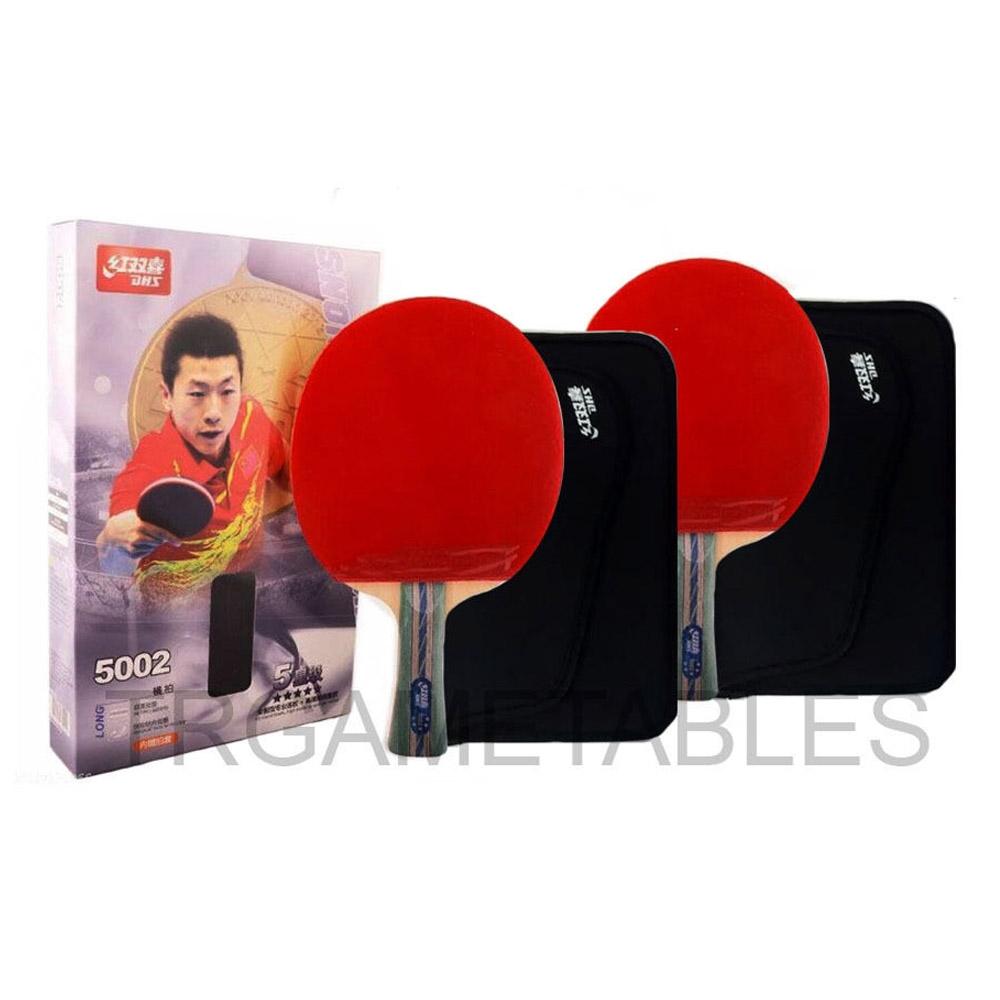 DHS 5 Star Table Tennis Bat Racket