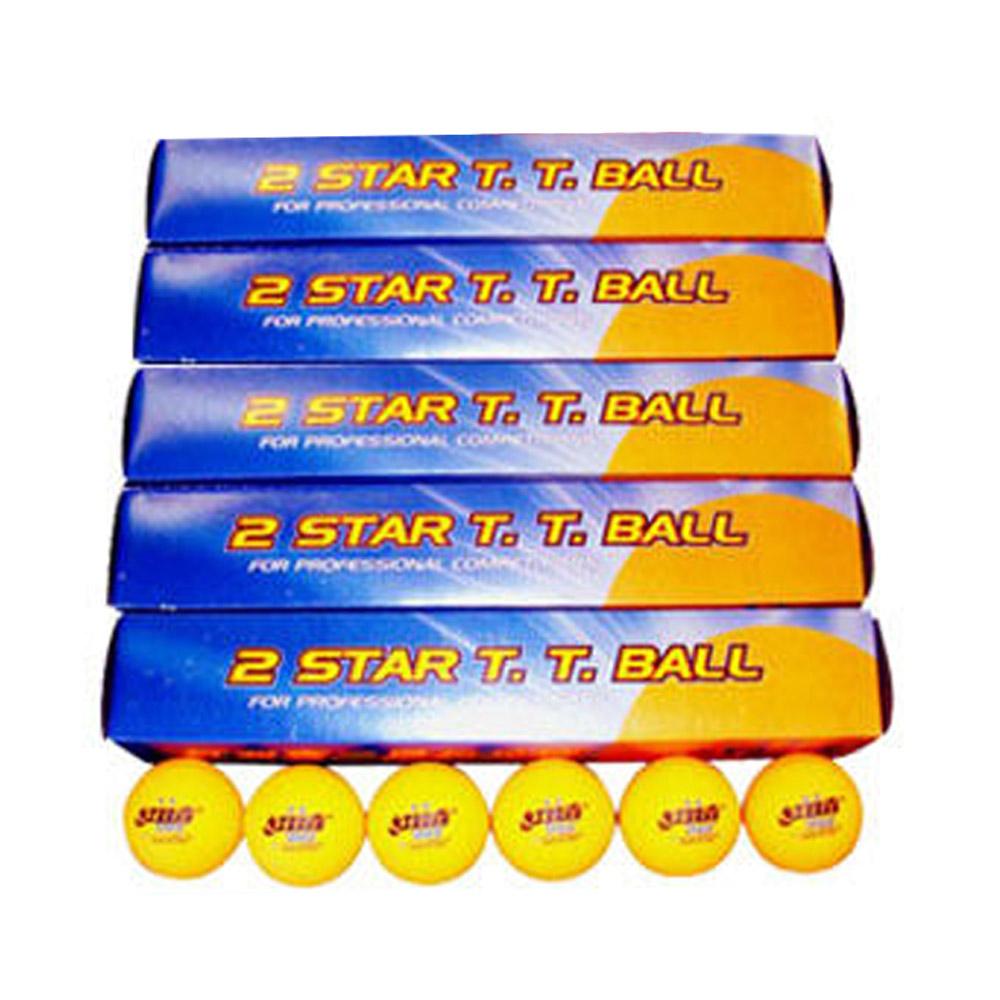 30 DHS 2 STAR 40MM TABLE TENNIS PING PONG BALLS