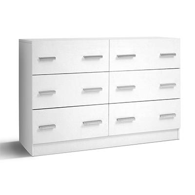 Tallboy Lowboy Bedside Cabinet Bedroom Storage
