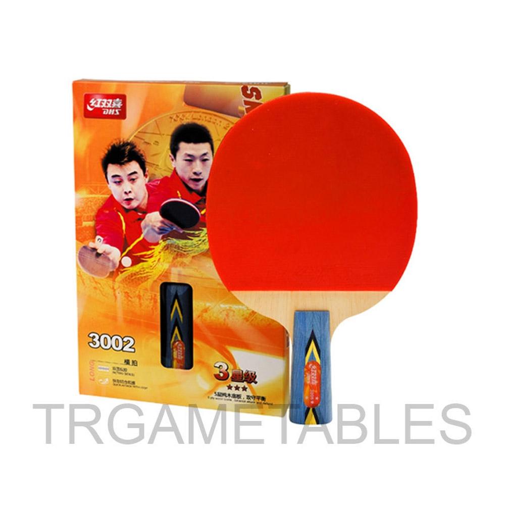 DHS 3 Star Table Tennis Bat Racket