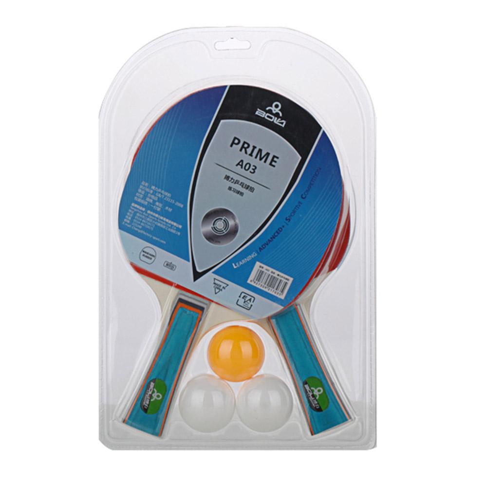 Ping Pong Rackets Set