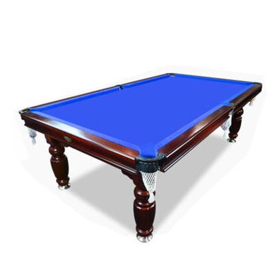 7ft WALNUT Blue Slate Pool Table