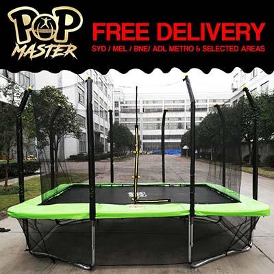 POP MASTER TRAMPOLINE
