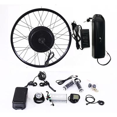 1000W 48V Motor 13AH Electric Bike Conversion Kit